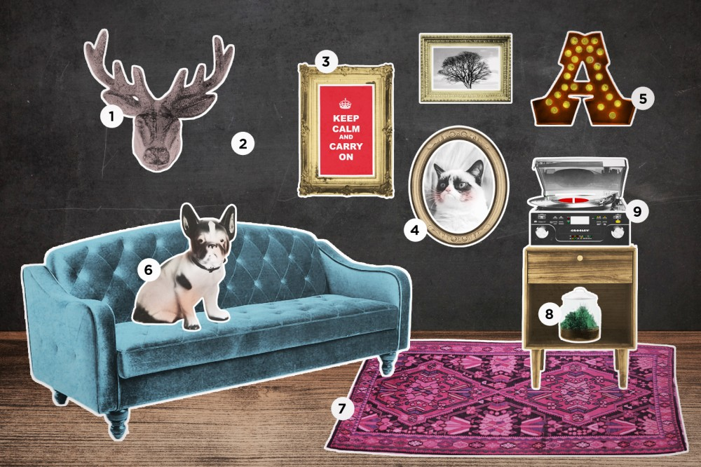 Are You Living in a Hipster Apartment from Refinery 29