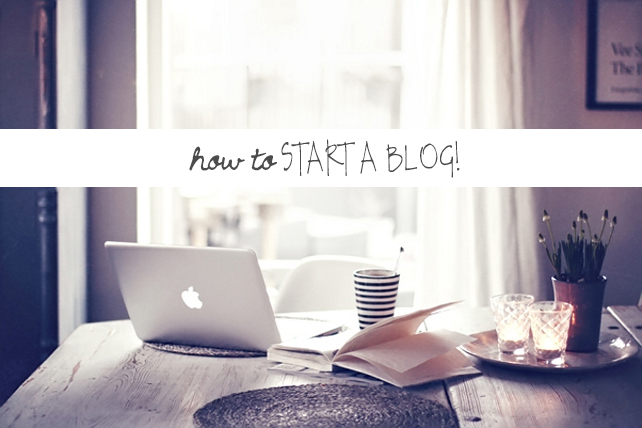 Indie Business - How to Start a Blog