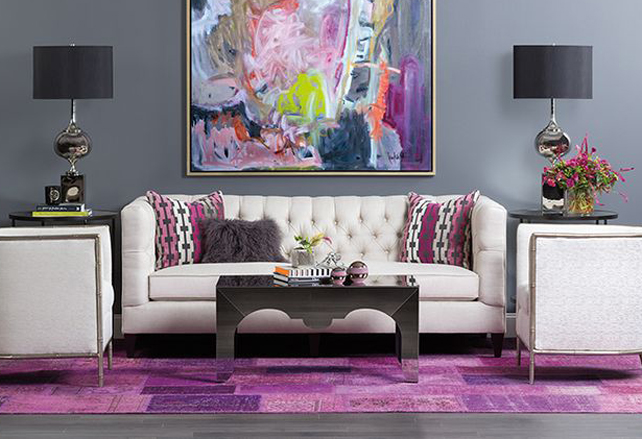 Drool Worthy Interior Styling Inspiration From Lesley Myrick Art + Design.  Photo Styling Ideas
