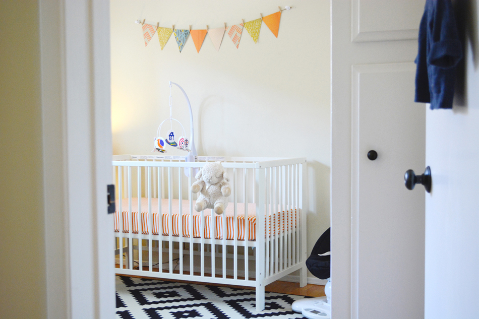 Interior stylist Lesley Myrick's tips on designing a nursery to grow into, not out of
