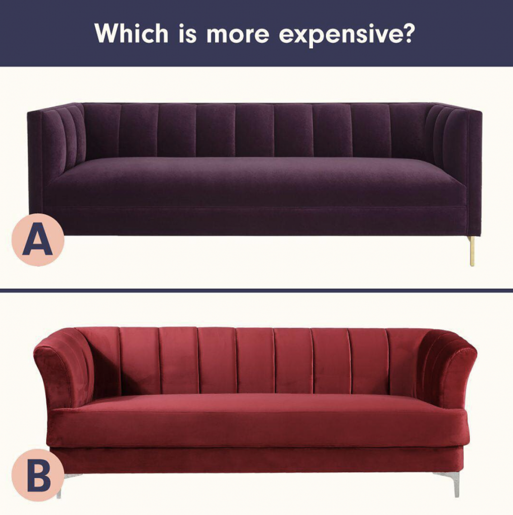 With so many great deals on sofas out there, why buy the more expensive sofa when there's a cheaper lookalike? Atlanta Interior designer Lesley Myrick shares the truth about cheap sofas - and what to look for when sofa shopping.