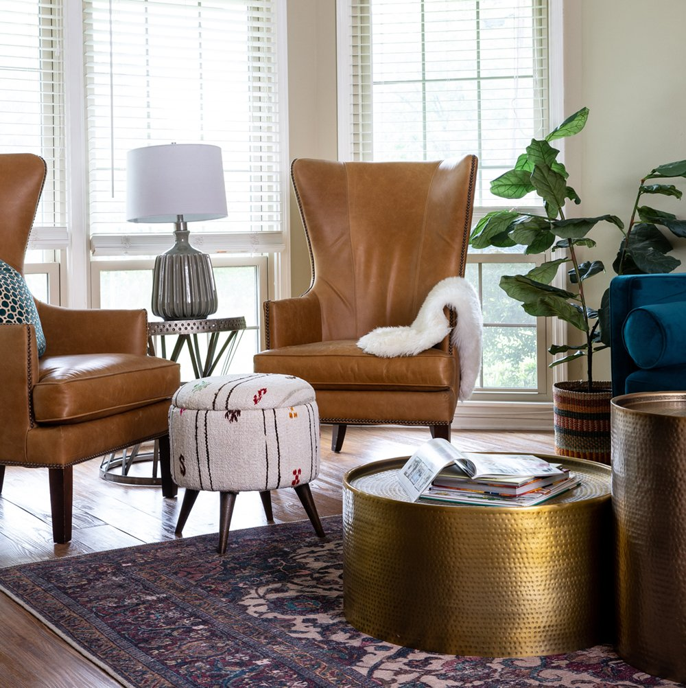 Confession time: I've made some major interior design mistakes before. Instead of letting them bum me out, I'm choosing to learn from them and share them with you so that you don't make the same mistakes I did! I've purchased a lot of furniture for myself and my clients over the years, and here's what I wish I'd known about buying accent chairs.