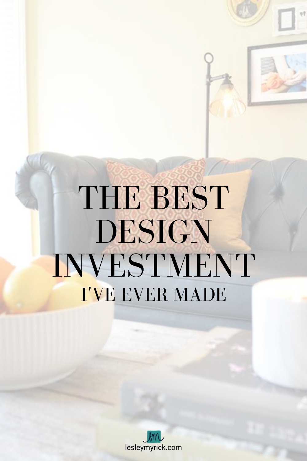 The best design investment I've ever made...was also the WORST design investment I've ever made! Here's why.