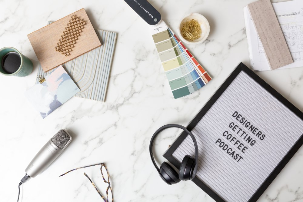 Check out the Designers Getting Coffee podcast