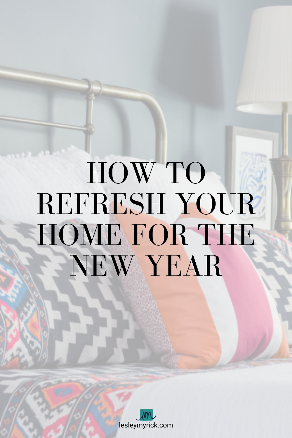 It's time to shake off 2020! Surprisingly, my design tips for 2021 have nothing to do with shopping, and everything to do with simplifying. Here's how to refresh your home for the new year.