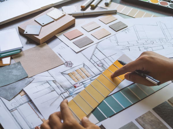 How Much Does It Cost to Decorate a House? - Lesley Myrick ...